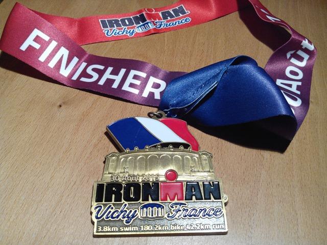 blog-le-triathlon.com Mon défi IRONMAN le compte rendu
