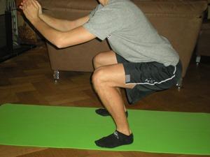 squat latéral