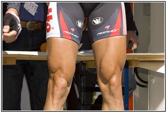 comment travailler la force en vélo