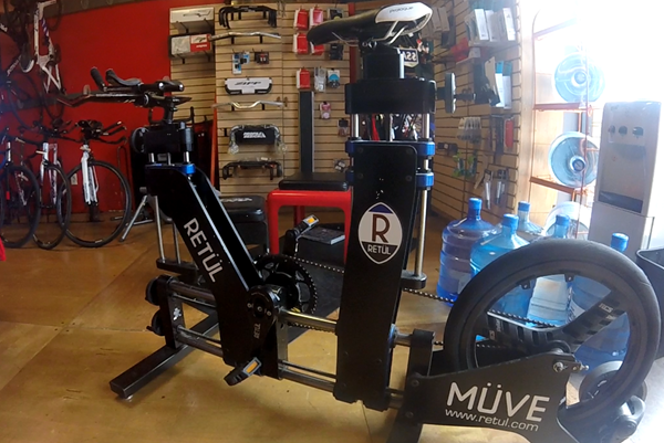 L'étude posturale sur le vélo ou le Bike Fitting