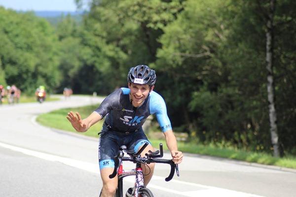 résultats triathlon la gileppe vélo