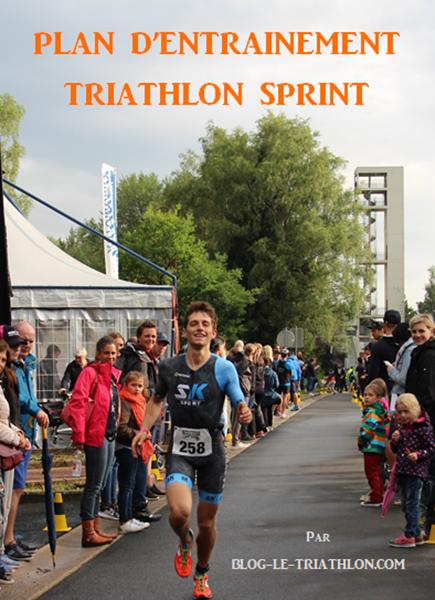 couverture plan entrainement triathlon sprint