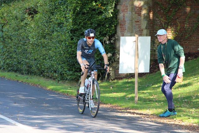 le compte rendu de ma course au Hever Castle Triathlon 11