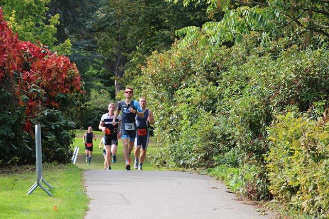 le compte rendu de ma course au Hever Castle Triathlon 12