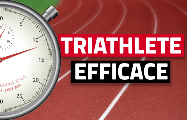 TRIATHLETE EFFICACE