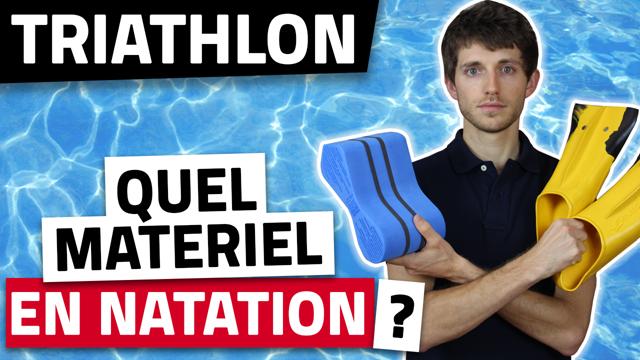 Vignette - Matériel de natation pour le triathlète - les 5 équipements de base pour l%27entrainement
